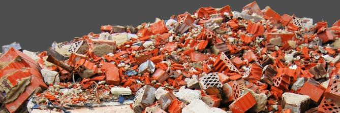 Építési hulladékhasznosítás
